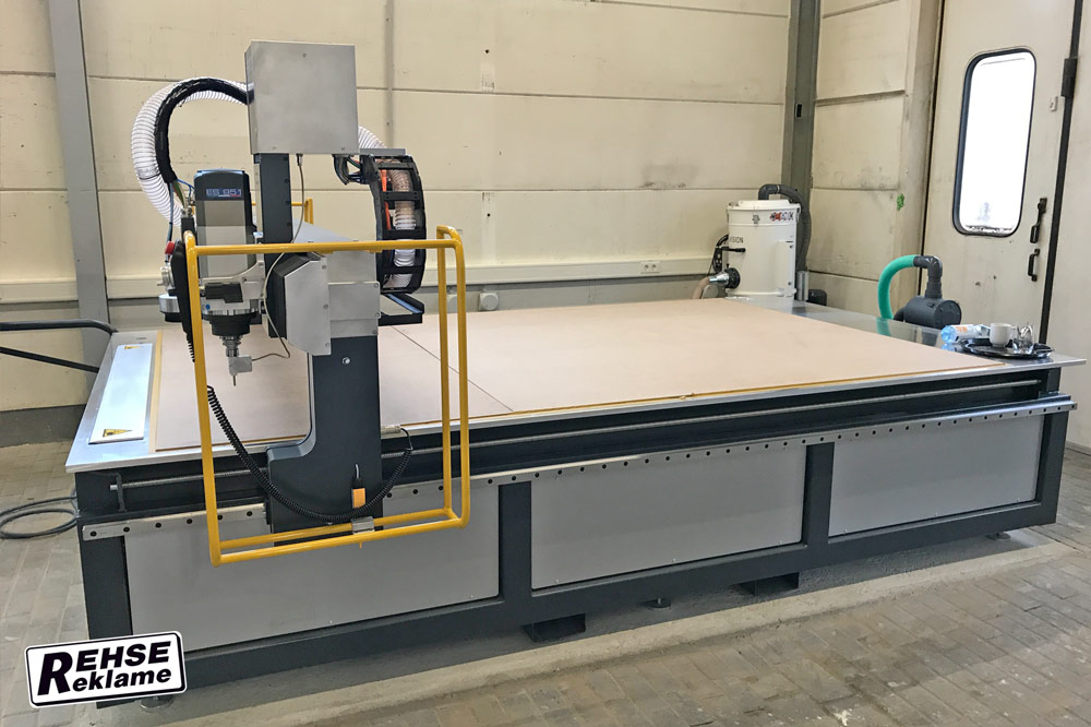 Harmuth CNC Fraese